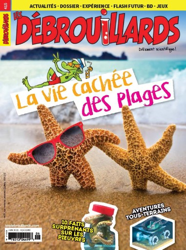 Les Débrouillards Magazine Subscriptions