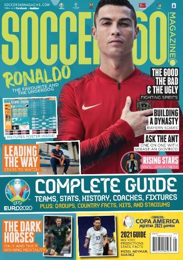 Soccer 360 Magazine Subscriptions