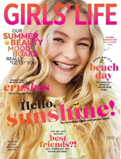 Girls' Life Magazine Subscriptions