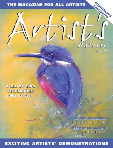 Artist's Palette Magazine Subscriptions