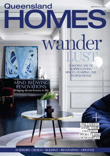 Queensland Homes Magazine Subscriptions