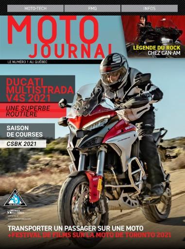 Moto Journal Magazine Subscriptions