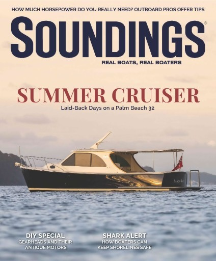 Soundings: Real Boats, Real Boaters Magazine Subscriptions