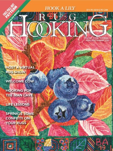 Rug Hooking Magazine Subscriptions
