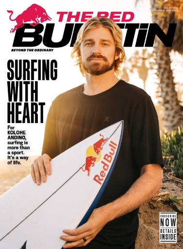 Red Bulletin Magazine Subscriptions