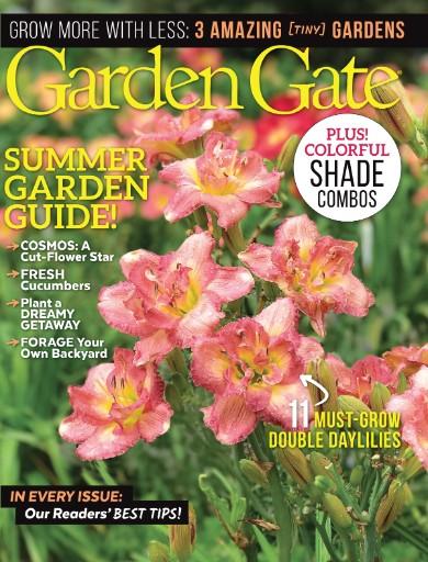 Garden Gate Magazine Subscriptions