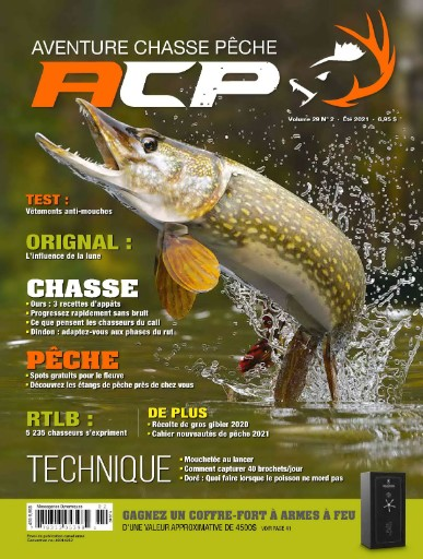 Aventure Chasse Peche Magazine Subscriptions