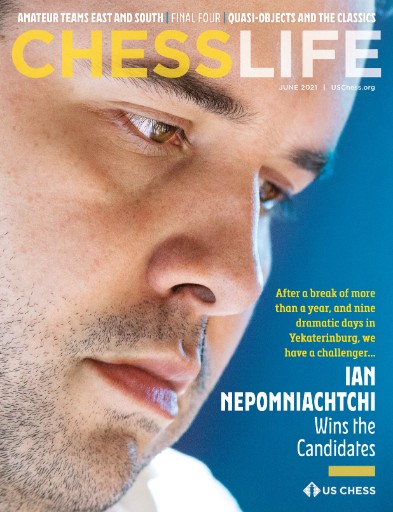 Chess Life Magazine Subscriptions
