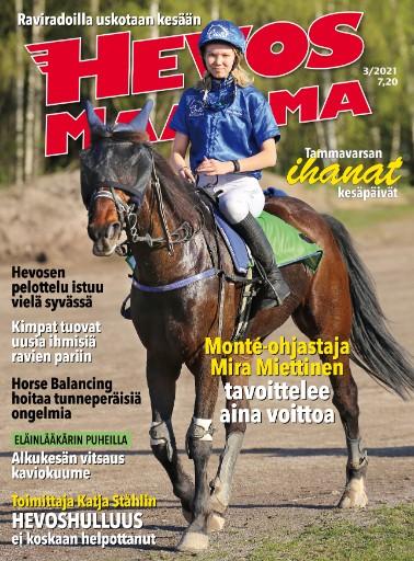 Hevosmaailma Magazine Subscriptions