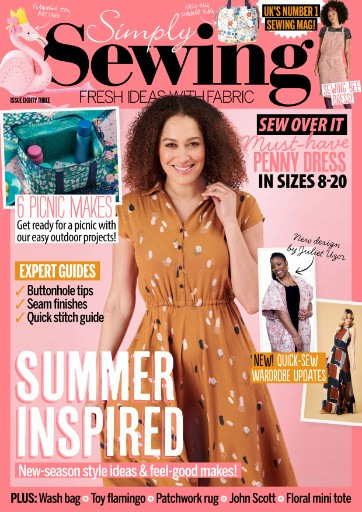 Simply Sewing Magazine Subscriptions