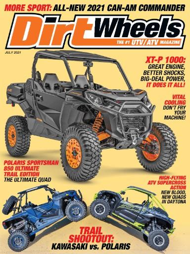 Dirt Wheels Magazine Subscriptions