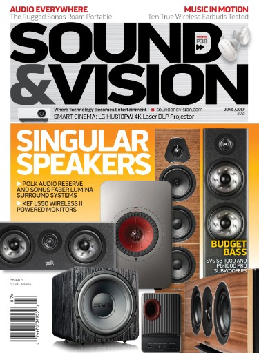 Sound & Vision Magazine Subscriptions