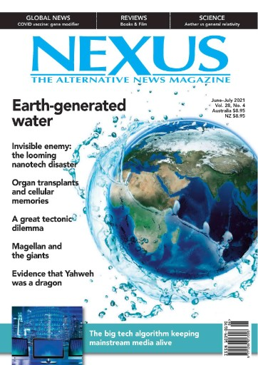 Nexus Magazine Subscriptions
