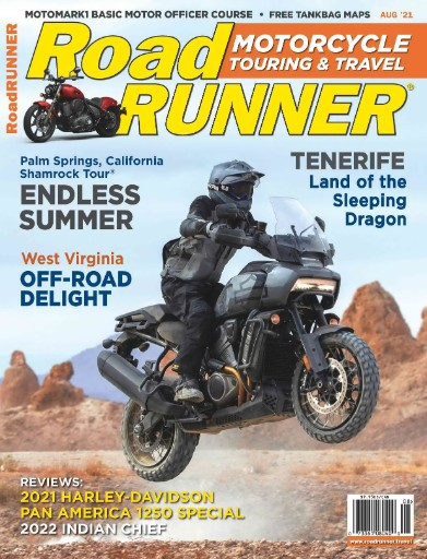 RoadRUNNER Motorcycle Touring & Travel Magazine Subscriptions