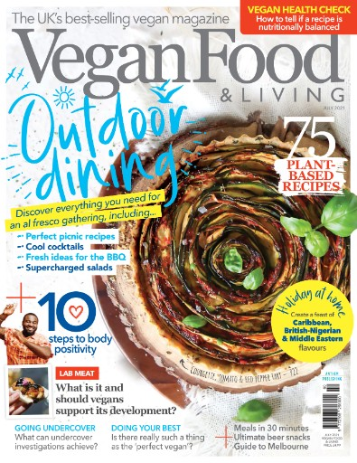 Vegan Food & Living Magazine Subscriptions