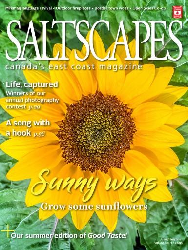 Saltscapes Magazine Subscriptions