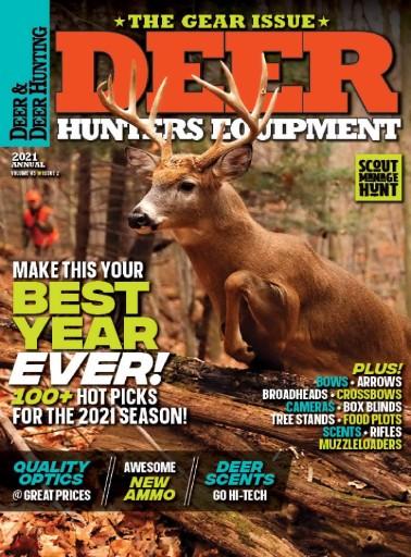 Deer & Deer Hunting Magazine Subscriptions