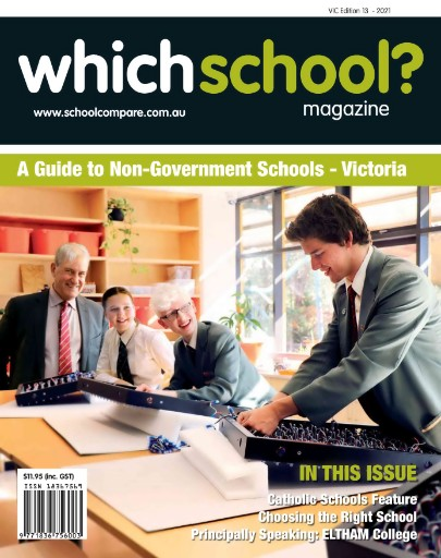 Whichschool?: A Guide to Non-Government Schools - Victoria Magazine Subscriptions
