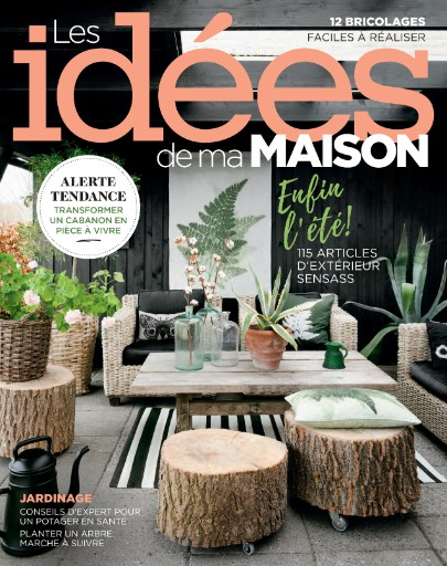 Les Idees de ma Maison Magazine Subscriptions