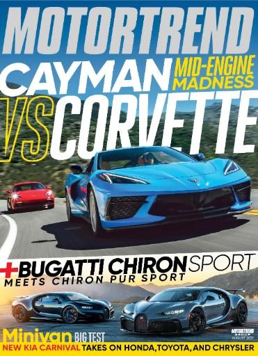 Motor Trend Magazine Subscriptions