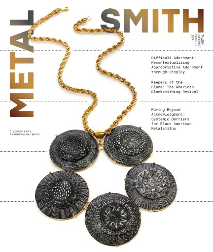 Metalsmith Magazine Subscriptions