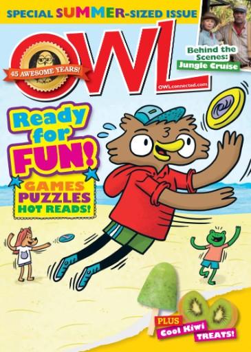 Owl Magazine Subscriptions
