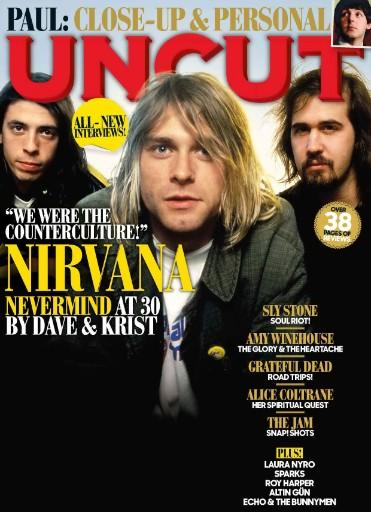 Uncut Magazine Subscriptions