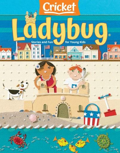 Ladybug Magazine Subscriptions