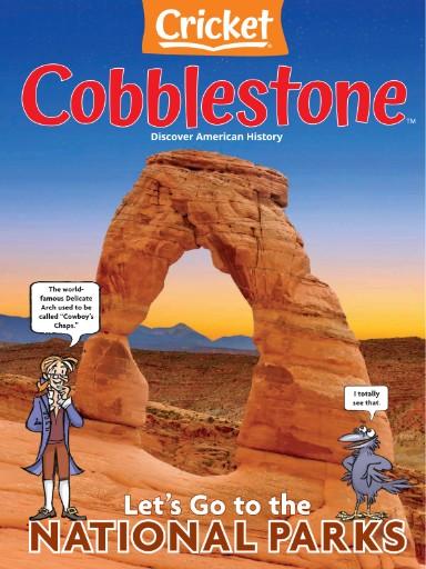 Cobblestone Magazine Subscriptions