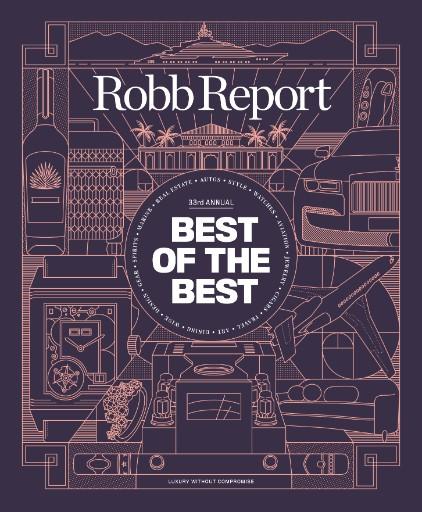 Robb Report Magazine Subscriptions