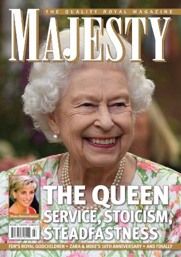 Majesty Magazine Subscriptions