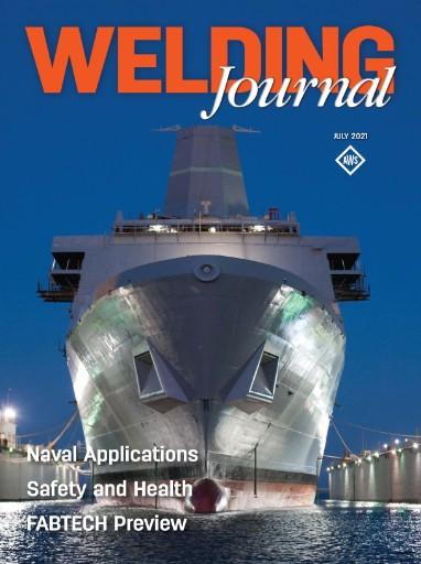 Welding Journal Magazine Subscriptions