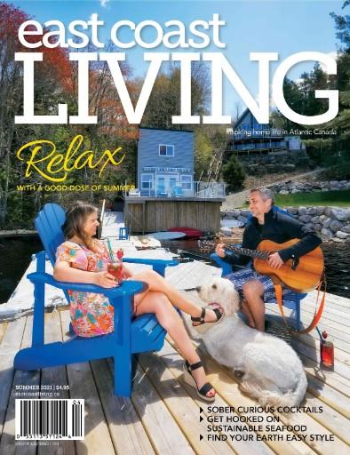 East Coast Living Magazine Subscriptions