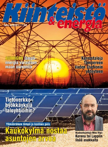 Kiinteisto ja Energia Magazine Subscriptions