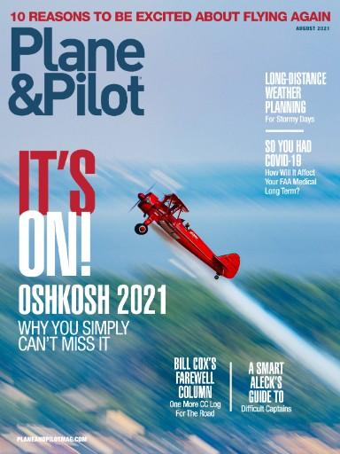 Plane & Pilot Magazine Subscriptions