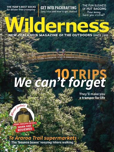 Wilderness Magazine Subscriptions