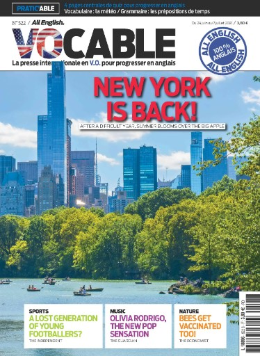 Vocable All English Magazine Subscriptions