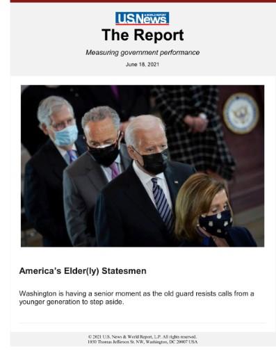 U.S. News & World Report: The Report Magazine Subscriptions