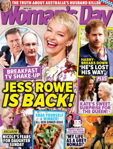 Woman's Day (Australia Edition) Magazine Subscriptions