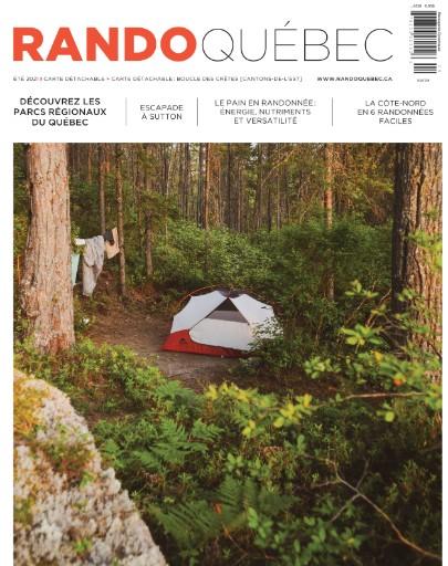 Rando Quebec Magazine Subscriptions