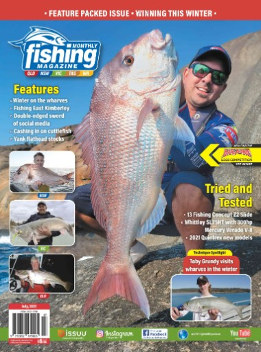 Fishing Monthly Magazine Subscriptions