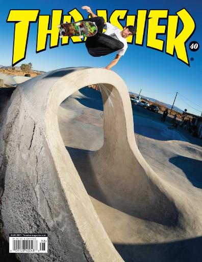 Thrasher Magazine Subscriptions