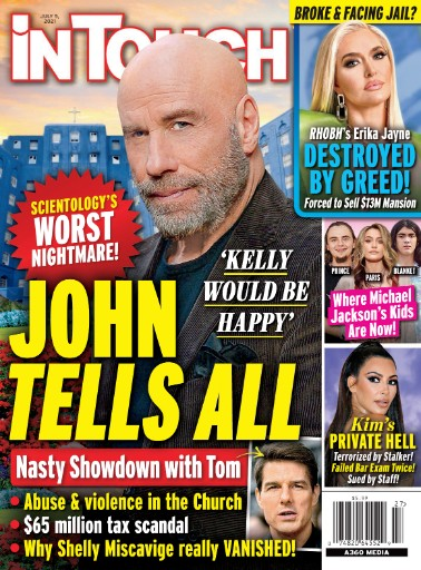 In Touch Weekly Magazine Subscriptions