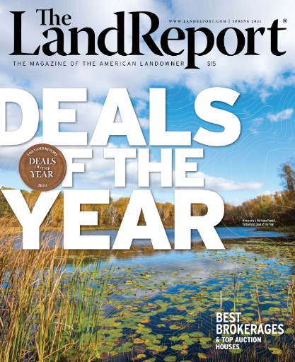 The Land Report Magazine Subscriptions