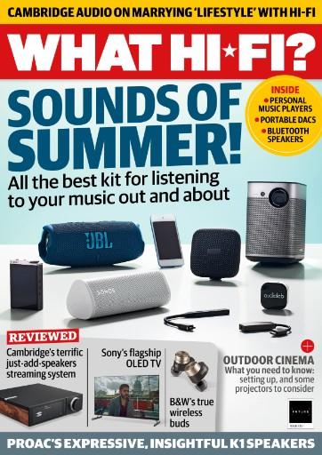 What Hi-Fi? Magazine Subscriptions