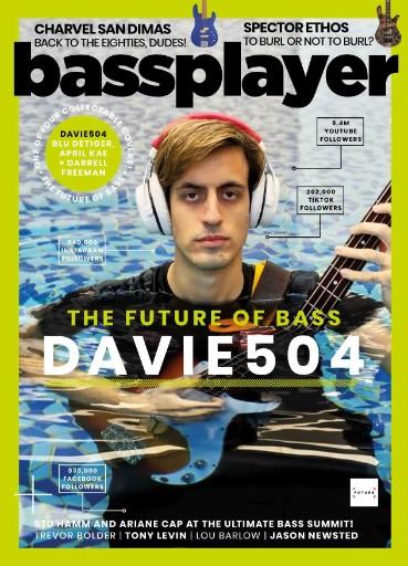 Bass Player UK Magazine Subscriptions