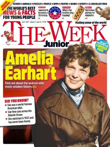 Week Junior (US Edition) Magazine Subscriptions