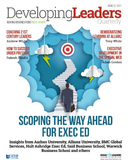 Developing Leaders Magazine Subscriptions