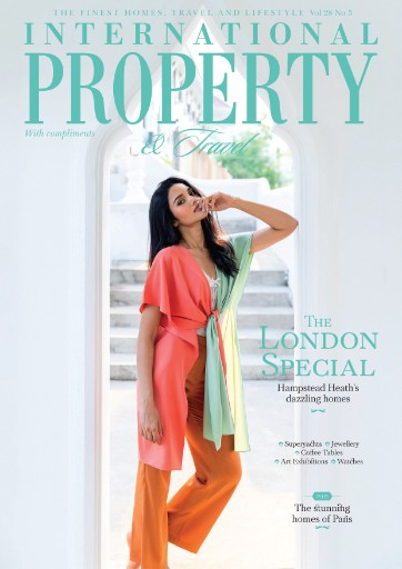 International Property & Travel Magazine Subscriptions