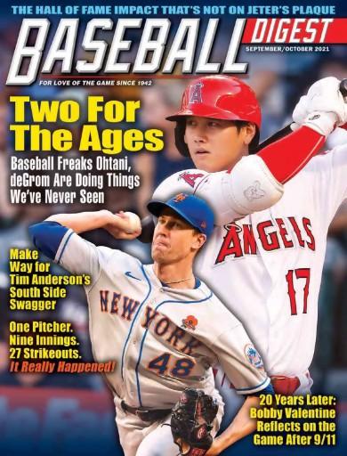Baseball Digest Magazine Subscriptions